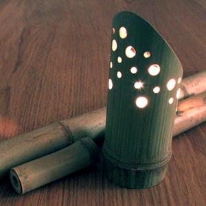 oggettistica in bambù